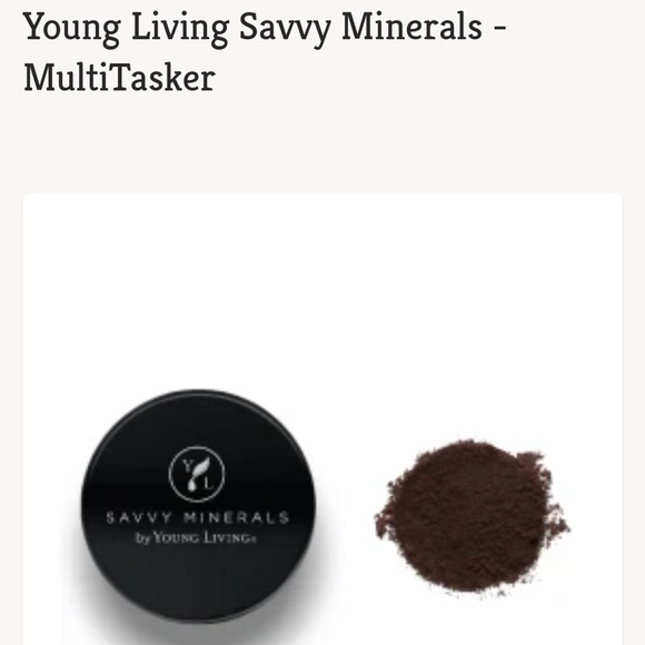 Young Living Savvy Minerals - MultiTasker